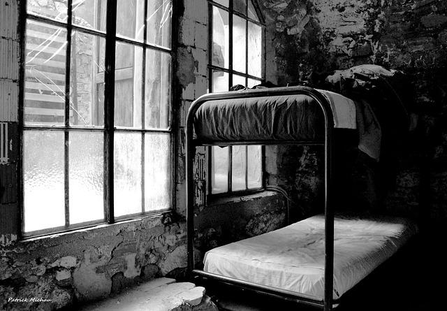 stará ubytovna