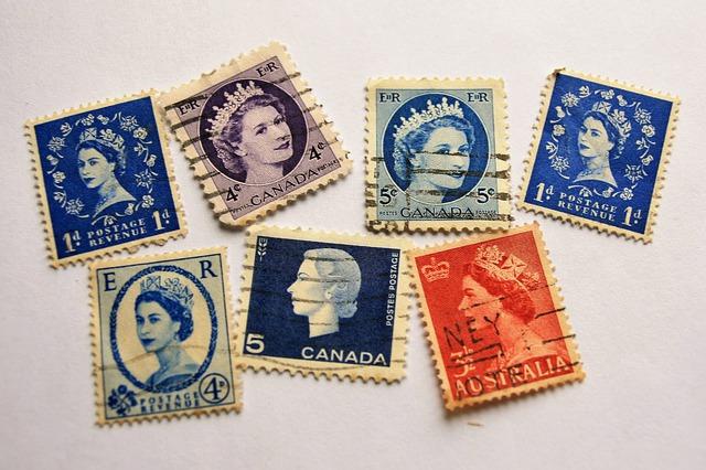 Monarchistické známky