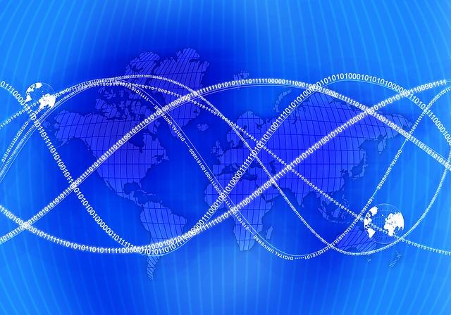 propojení se světem, virtuální komunikace