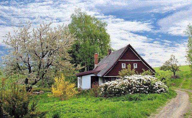 Dům se zahradou